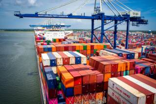 South Carolina Ports records strongest monthly volumes in its history