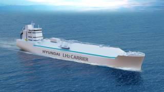 Hyundai Heavy Industries Group To Introduce Next-Generation Green Ships At 'Gastech'