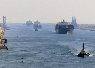 New decisions regarding the Suez Canal transit tolls, during the calendar year 2020