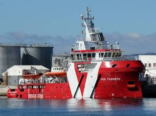 BP extends multi-million-pound vessel contract with Vroon Offshore Services