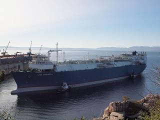 Golar LNG announces acceptance and sale of FSRU LNG Croatia