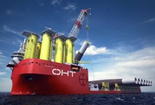 OHT secured bank financing of Alfa Lift