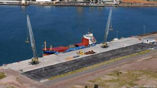 Mobile Harbour Crane Investment to Further Improve Cargo Handling Efficiency at Port of Newcastle