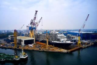 Fincantieri Launches Rotterdam in Marghera