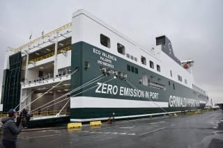 Eco Valencia ready to enter service in the Mediterranean