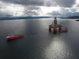 Deepsea Stavanger starts mobilization to South Africa