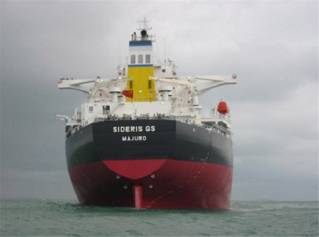 Diana Shipping Announces Time Charter Contract for mv Sideris GS with Oldendorff