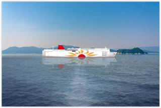 Wärtsilä solutions chosen for first Japanese built LNG-fuelled ferries