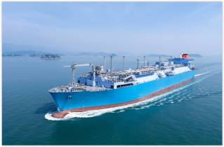 Daewoo Shipbuilding bags 411 bln-won deal for floating storage facility