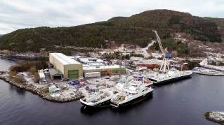 New Havyard Ship Technology to restructure its operations into a repair and service yard and reduce the number of staff
