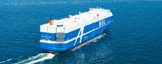 """MOL to Build Series of 4 LNG-fueled Car Carriers - progressing towards """"90 LNG-fueled vessels by 2030"""""""