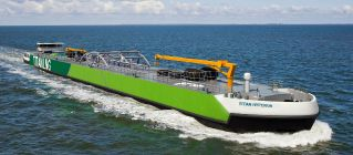 Titan LNG Tenders for 8000 Cbm LNG Bunker Barge