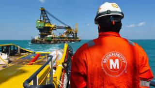 McDermott Awarded FEED Contract by Delta Offshore Energy for Gas Pipeline in Vietnam