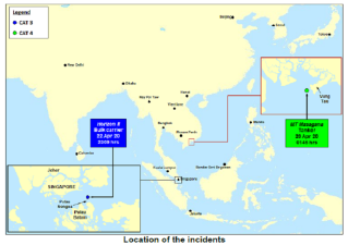 Two Incidents of Armed Robbery against Ships in Asia Reported to ReCAAP ISC during 21-27 Apr 2020