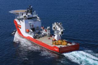 Siem Offshore wins contract award for Siem Spearfish