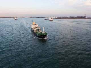 First Bunkering Vessel For Tokyo Bay (Video)