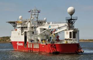 Fugro Completes Tennet Uxo Risk Mitigation Project For Hollandse Kust Zuid