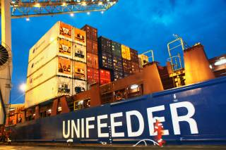 Unifeeder Contract We4Sea For Fleetwide Vessel Performance Monitoring