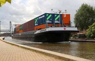 Key players develop emission-free navigation solution for barges