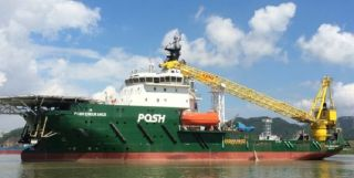 POSH Endurance vessel hired for Brunei work
