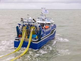 Damen Maaskant Shipyards Stellendam Delivers Trawler Jonge Johannes