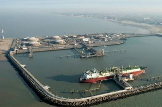 Yamal LNG Receives Transshipment Tank at Zeebrugge LNG Terminal