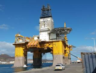 Aker BP awards work to Deepsea Stavanger upon return from South Africa