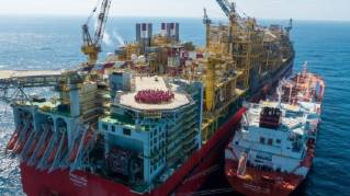 Shell halts Prelude FLNG production
