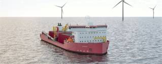 GLDD Advances US Offshore Wind Energy Industry with Decision to Design First Jones Act Compliant, Purpose-built Vessel for Subsea Rock Installation