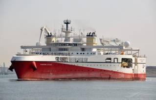 PGS and ION Successfully Complete Shell Egypt Survey with ELO Survey Design and Gemini Source Technology
