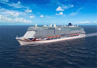 MEYER WERFT starts building the Arvia for P&O Cruises