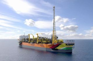 SBM Offshore completes US$1.14 billion financing of Liza Unity