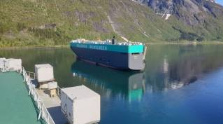 Wallenius Wilhelmsen returns three more vessels from cold lay-up