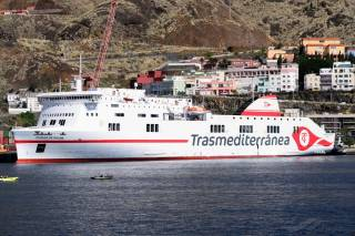 Grimaldi Group buys five RoPax vessels and two terminals in the ports of Valencia and Barcelona from Armas Trasmediterránea Group
