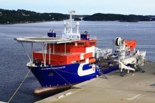 CSV Southern Ocean Secures Contract with Boskalis