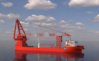 Wärtsilä to provide thrusters for two Chinese wind farm turbine installation vessels