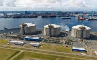 SENER awarded new contract by Gate terminal, Maasvlakte-Rotterdam