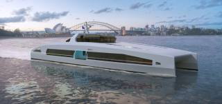 Austal launches VOLTA series of electric-powered high-speed ferries (Video)
