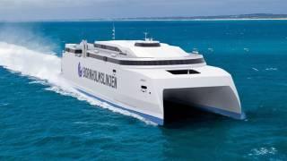 Wärtsilä high-efficiency propulsion solutions selected for special high-speed ferry