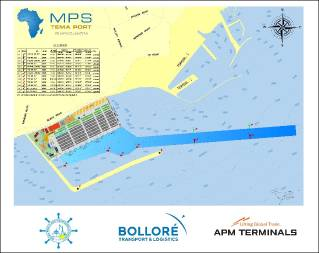 Phase one of Tema Port expansion works finalised