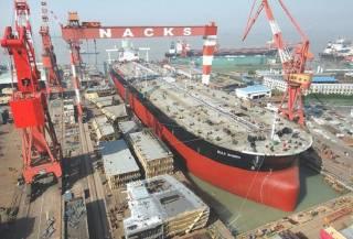 Kawasaki Heavy to move LPG tanker production to China