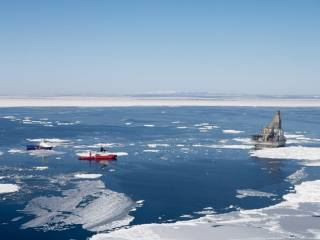 Rosneft Improves Ice Navigation Routes
