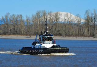 Crowley Charters New Tug for West Coast Ship Assist and Escort Services