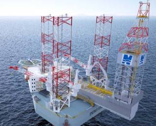 Northern Offshore's jack-up rig Energy Enticer kicks off drilling operations in Qatar