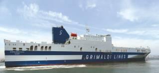 Grimaldi Extends to Zeebrugge its freight link between Belgium and Ireland