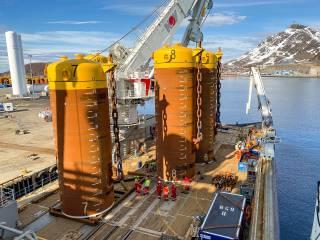 Spotted: Island Offshore starts Johan Castberg anchor system job