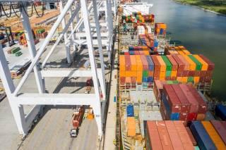 Port Houston Awarded Nearly $80 Million INFRA Grant