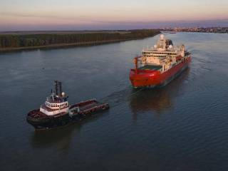 Virus forces Aust icebreaker trial shift