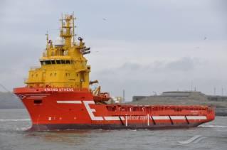 Eidesvik announces sale of supply vessel Viking Athene