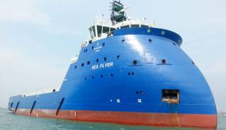 Solstad Offshore signs long-term contract for PSV Sea Flyer